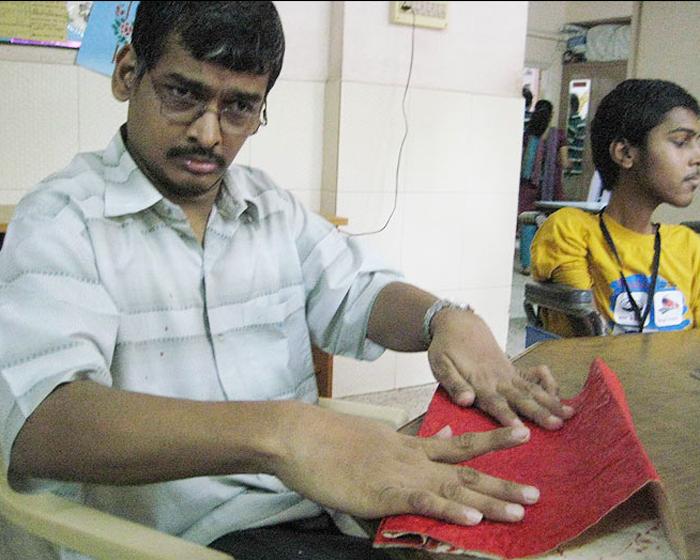 Folding Paper Bag