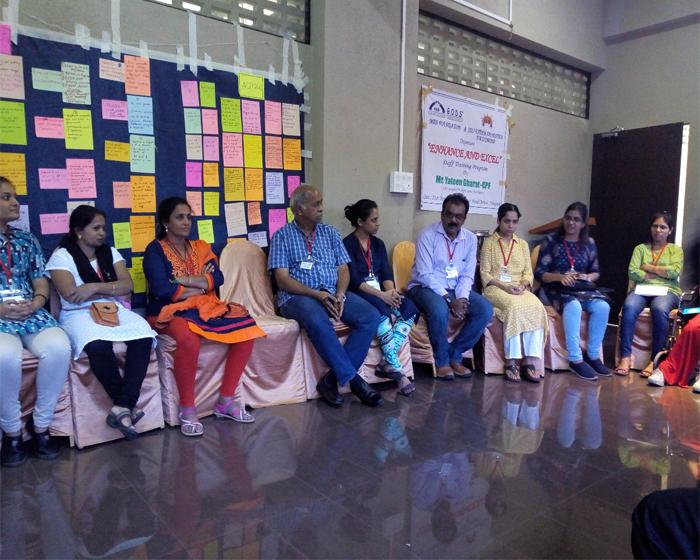 Enhance & Excel—Staff Training workshop